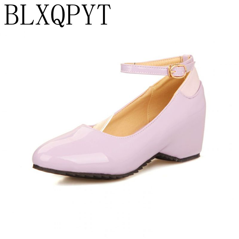 BLXQPYT Zapatos Mujer Tacon Sapato Feminino Plus Size 28-52 Shoes Woman Zapatos Mujer Pumps High Heels Chaussure Femme 258 2018 new arrival shoes woman stiletto zapatos mujer sandals chaussure femme ankle high heels party pumps sandalias femininas