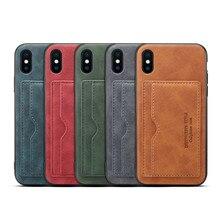 Newisdom чехлы-бумажники для iPhone X Case кожи с ремнем через плечо iPhone Xs max кожаный чехол для карты 7 стенты поддерживающих колесиков выполнены iPhonex cover8 плюс задняя xr