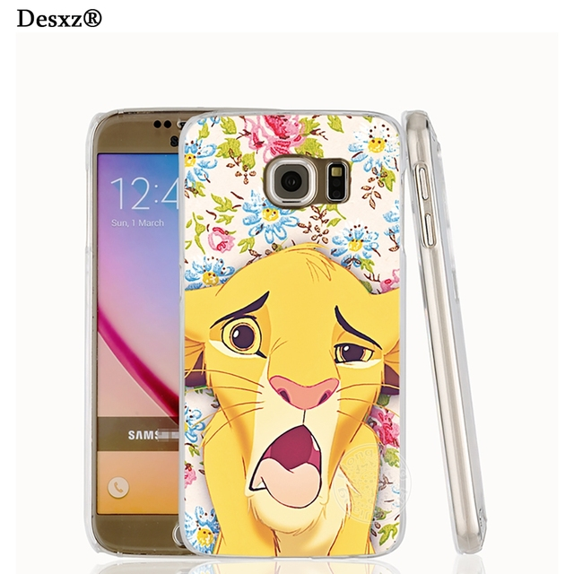 Desxz 18317 Phone Wallpaper Disny Tumblr Cell Phone Case Cover For Samsung Galaxy  S7 Edge PLUS