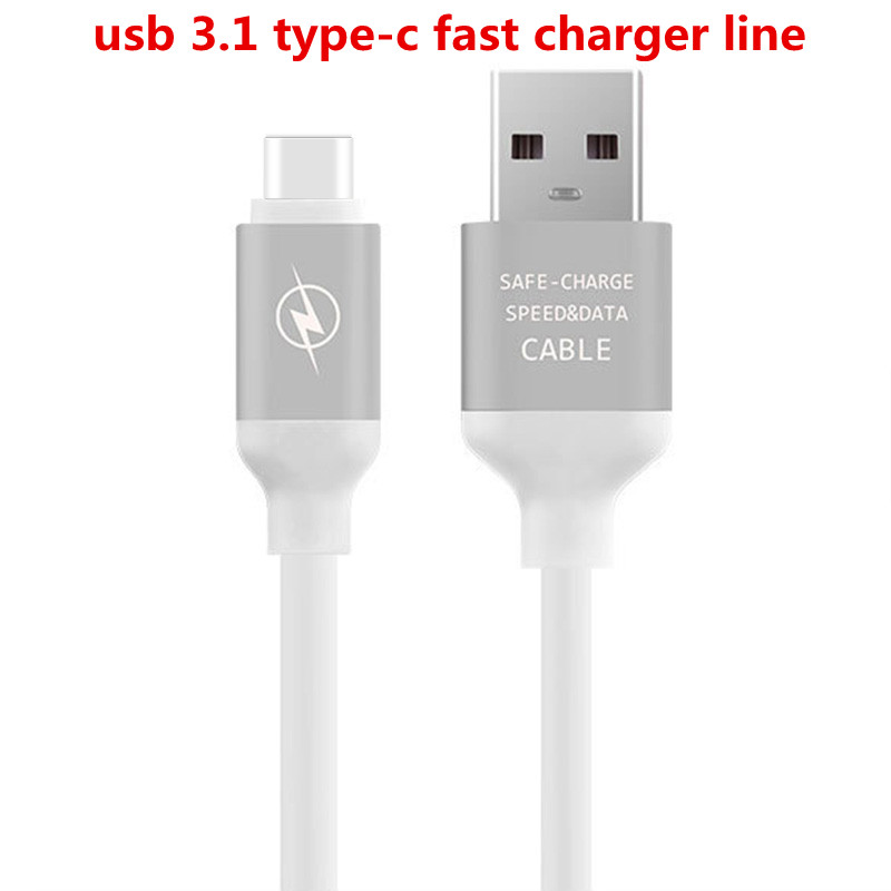 Flexible Silicone USB Cable 120CM Type C fast charger Data Line For Meizu MX6 Pro 5 5s 6 6S 7 Plus 15 M15 Plus 16 16TH 16X M3X