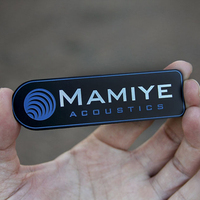 Personalized spinning etched quality stainless steel business metal card
