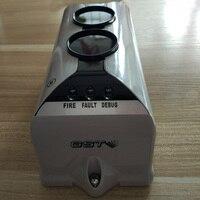 GST оптический луч детектор дыма обычные Светоотражающие линейный детектор дыма датчик