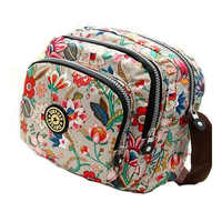Bolsos de mensajero de Mujer de viaje Casual-Bolso de nailon Bolsos de hombro de Mujer Bolsos de bandolera