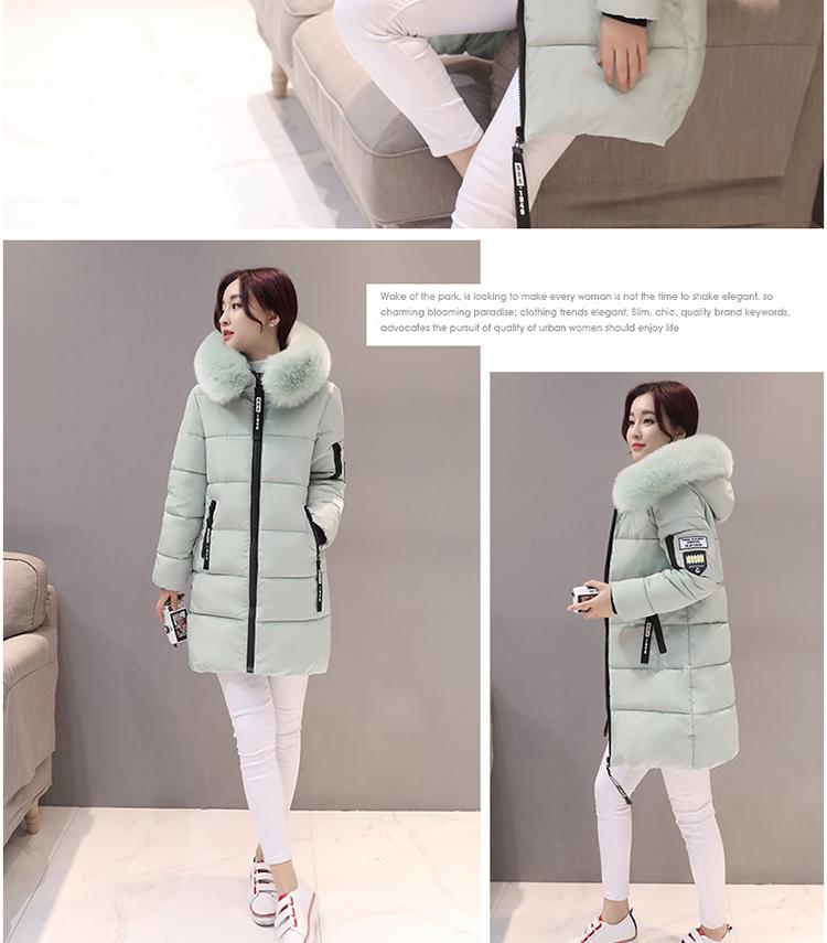 Coat Ladies Plus Women 11