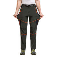 High Quality Spring Summer Outdoor Quick Drying Breathable Waterproof Motion Pants Men Women Camping Hiking Quick