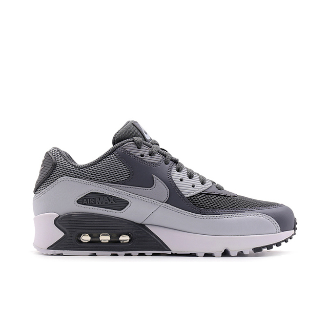 Original New Arrival Authentic NIKE Men's AIR MAX 90 ESSENTIAL Breathable Running Shoes Sneakers Sport Outdoor 537384-073 1