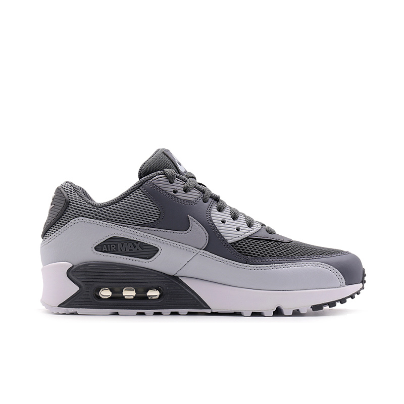 best loved ccda7 26c37 Original New Arrival Authentic NIKE Men s AIR MAX 90 ESSENTIAL Breathable  Running Shoes Sneakers Sport Outdoor 537384 073-in Running Shoes from Sports  ...