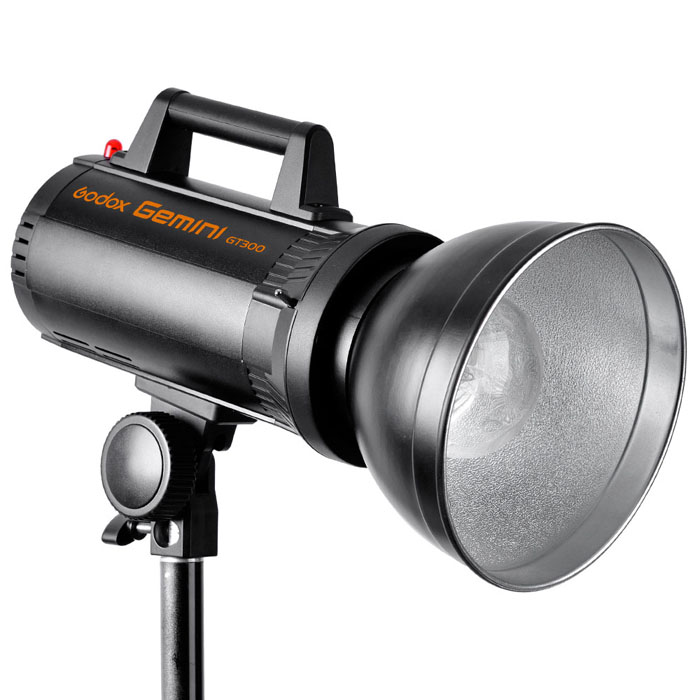 <font><b>Godox</b></font> Studio Flash Strobe GT Series <font><b>300</b></font> GT300 220V 300WS Professional Photo Flash Light for Photography Studio Worker image