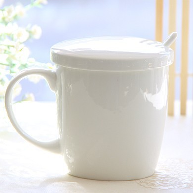 350ml Ceramic Bone China Moomin Cup Small Enamel Mug Coffee Cups