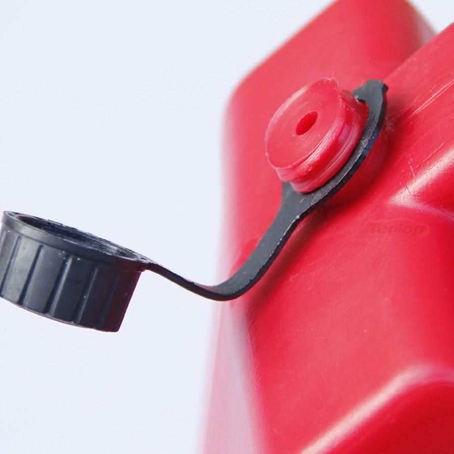 Réservoir de gazole de gaz de carburant de 3L 5L Super pratique pour le paquet d'eau d'utv de moto ATV - 5