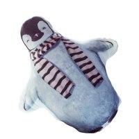 60cm Penguin Soft Comfort Plush Cute Toy Animals Kawaii Pillow Dolls Puff Gigante Para Dormir Toys