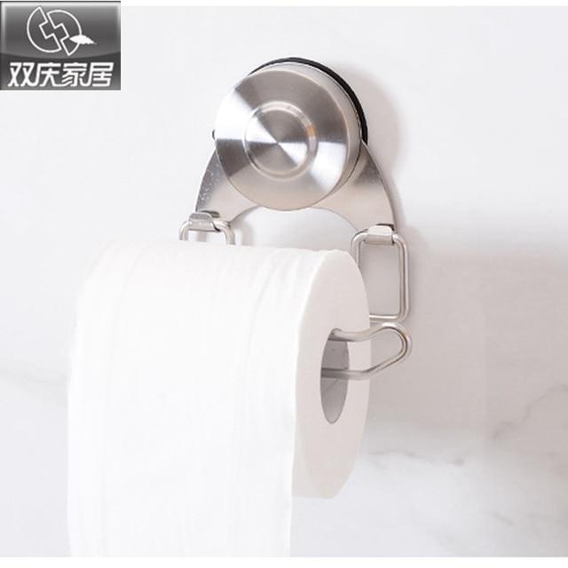 Bathroom Toilet Paper Holder Kitchen Accessories Tissue Box Roll Paper  Towel Rack Tissue Holder Storage Rack