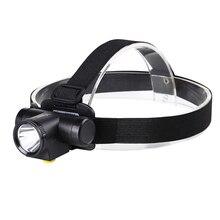 Lights Lighting - Portable Lighting - 2017 New YAGE Head Lamp Lithium Ion Led Headlamp Head Lights On Forehead LED Head Flashlight Lintern Mini Touch Fishing Lanterna
