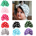 New Baby Hat Cute Kid Hats fashion Star Toddlers Caps Baby Colorful Newborn Children Caps Photography Props Accessories
