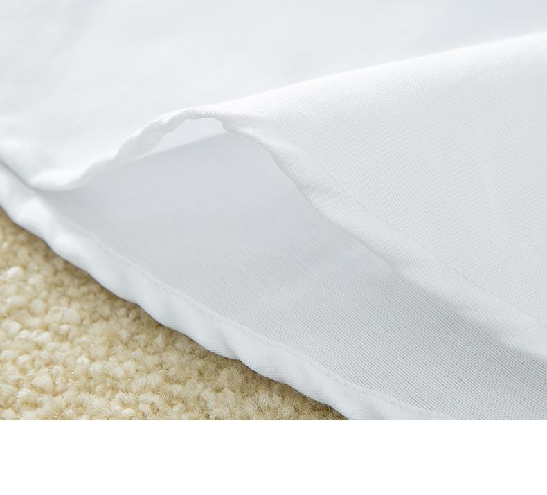 YAUAMDB men shirt 2017 autumn winter size M-4XL cotton male letter long sleeve shirt slim casual turn-down collar clothing y43 19