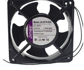 Free shipping JA12038-B3L AC 380V 0.06A/0.08A 120*120*38mm 12038 12cm 50/60HZ Axial Cooling Fan