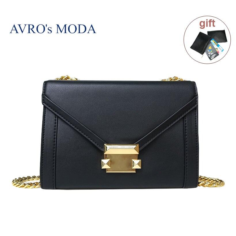 Высокое качество роскошные сумки для женщин Дизайнер Дамская мода натуральная кожаная сумка на ремне Женский Сумка цепи