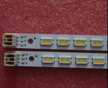 led backlight screen 2pcs=1lot	TCL L40F3200B  LJ64-03029A 2011SGS40 5630 60 H1 REV1.1 lamp 455mm lj64 03495a lta460hn05 46el300c 46hl150c led strip sled 2012sgs46 7030l 64 rev1 0 1 piece 64led 570mm