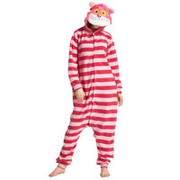 Adult Men Women Pajamas Plush One Piece Monkey Animal Party Christmas Costume Winter Warm Sleepwear Cute F Pajamas