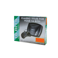 16 Bits - Sega Genesis MD3 Console 4
