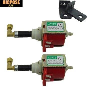 2pcs/lots  55DCB 48W oil pump 2000w 3000W smoke machine oil pump AC110-220V 50-60hz Professional stage lights dj equipment
