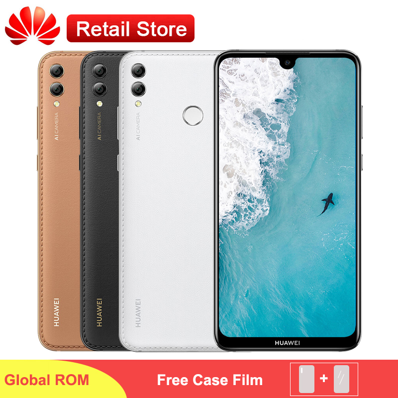 "Huawei Enjoy Max 4G Smartphone Y Max 5000mAh Snapdragon 660 Android 8.1 Dual AI Camera 7.12"" Fullview 4GB 64GB Global Firmware-in Cellphones from Cellphones & Telecommunications    1"