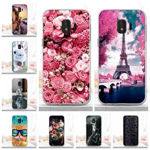 For Samsung Galaxy J2 Core Case Cover TPU Silicone Phone Case for Samsung J2 Core