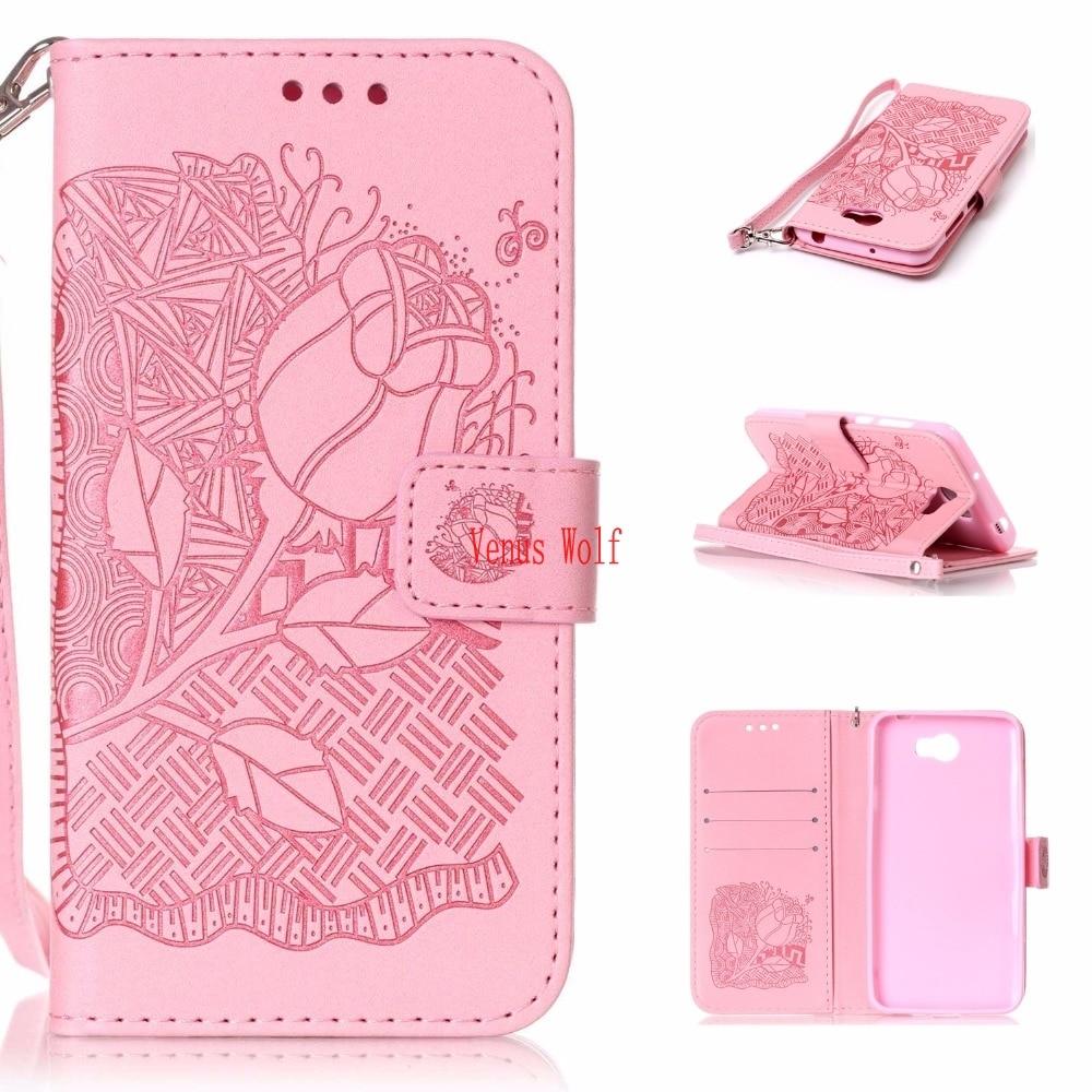 Case for Huawei Y5 Y 5 II 2 CUN L01 L02 L21 U29 Phone Leather Cover Cases for Huawei Y6 ii 2 CAM L03 L21 L23 Phone Bags Fundas