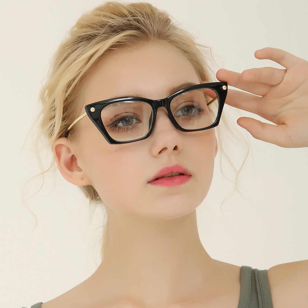 11d0c8659558 women Multifocal Progressive Reading Glasses cat Optical Hyperopia  Presbyopia Eyeglasses Diopters +1.0 To +3.75