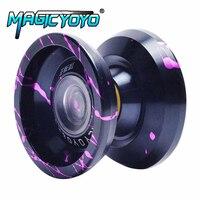 MAGICYOYO K9 O Rei Profissional Da Liga de Alumínio Yoyo Magia YO-YO Classic Toys Presente Para Crianças Crianças