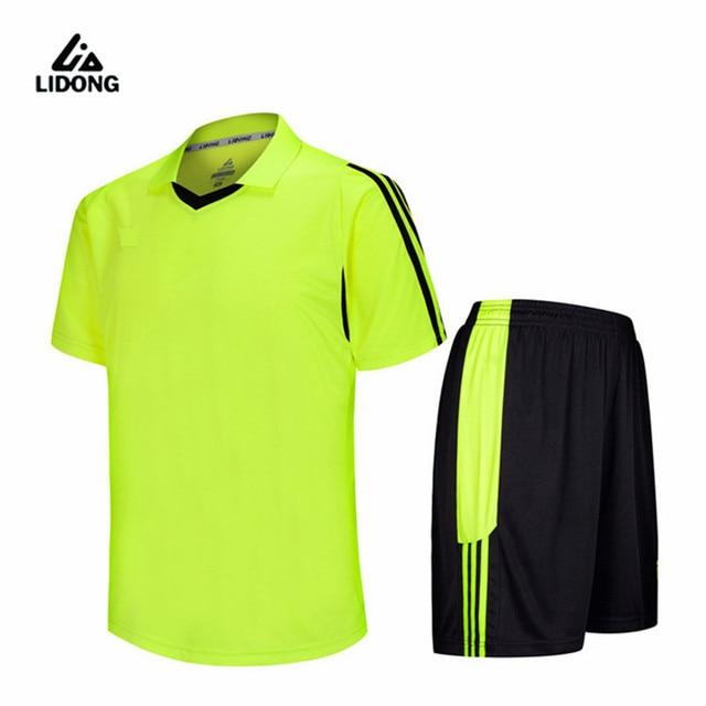 Customized Print Adult kids Soccer Sets Sports Jerseys Uniforms Child Men Football  Jersey Kit Shirts Shorts Tracksuit Breathable 1b94a3abd