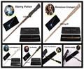 Световой Гарри Поттер LED палочка Гермиона Dumbledor со светом для Мальчиков и Девочек детский косплей волшебные Рождественские игрушки с Подарком коробка