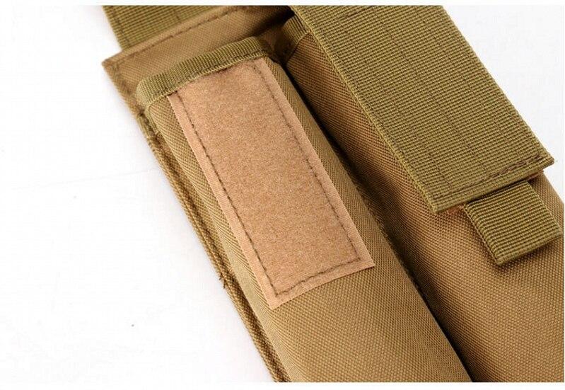 pistola revista bolsa militar paintball tiro caça mag coldre saco