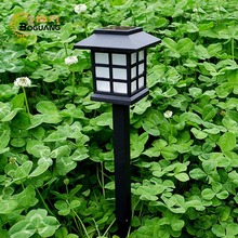 Xinpuguang Solar Panel Light Lamp Charger LED To Plug The Lights Outdoor Solar Garden Home Courtyard Pathway Landscape Lighting