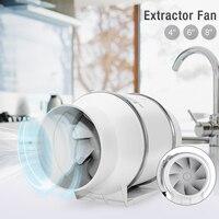 468 Wall Window Toilet Mountable Exhaust Fan Pressure Boost Fan Ventilator Bathroom Removal Ventilate Air Cleaning Kitchen