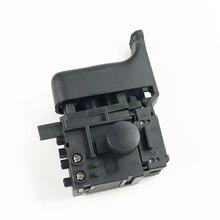 1 шт. электрический перфоратор переключатель скорости для Makita HR2450/DP4010/DP4011 аксессуары для электроинструмента переключатель управления скоростью