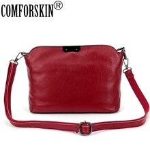 Luxury New Brand Cowhide Leather European American Feminina Messenger Bags Designer Single Strap Women Flap On Sale
