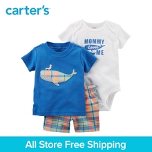 Will cute bodysuit clothing sets Carter s baby Summer