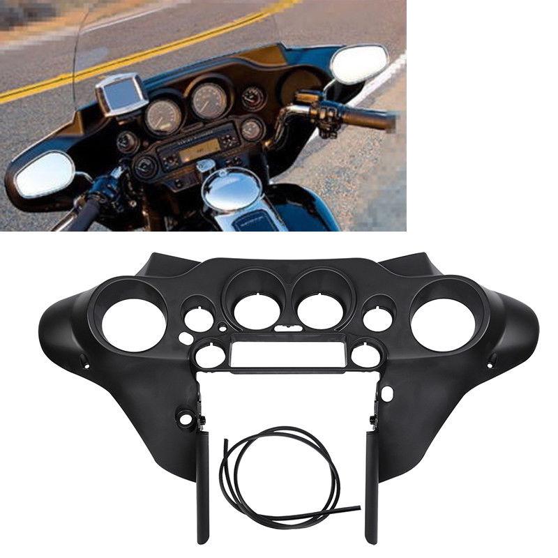 Speedometer Cover Upper Inner Fairing Cowl For Harley Electra Street Glide 14-18