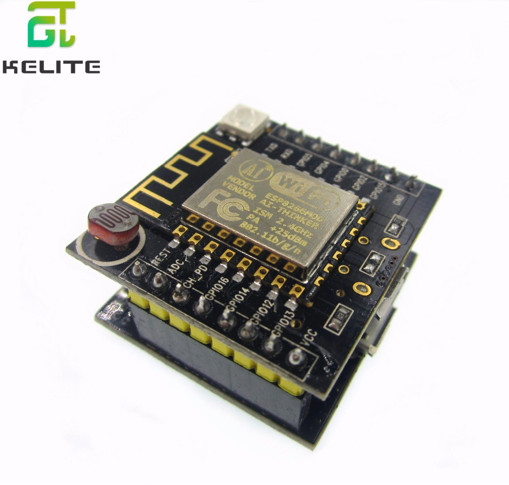 HAILANGNIAO 5set ESP8266 serial WIFI Witty cloud Development Board ESP-12F module MINI nodemcu