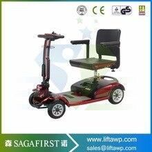 Европейский Стандартный CE утвердить Электрический батареи пожилых инвалидов Мобильность scooter