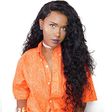 180% Density 360 Lace Frontal Wig Pre Plucked With Baby Hair Brazilian Body Wave Remy Hair Natural Hairline CARA