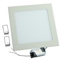 Dimbare 15 W Vierkante Led-lampjes Ultradunne Plafond Energiebesparende LED Verzonken Panel Down Light AC 85-265 V
