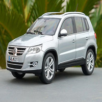 Import 1:18 NOREV TIGUAN alloy SUV model,high simulation zinc alloy car model,collection&gift,free shipping