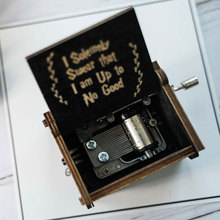 3 цвета Гарри Поттер Рон Уизли Гермиона Грангер Draco Malfoy Newt Scamander Подарочная музыкальная шкатулка