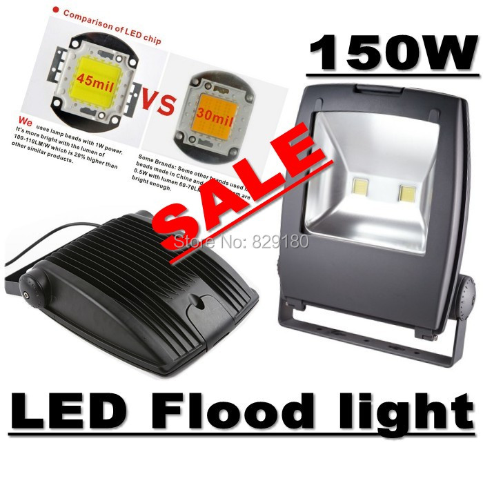 Led Flood Light Outdoor 150w: New! IP65 Super Bright 150W Led Flood Light CE/RoHS/150W
