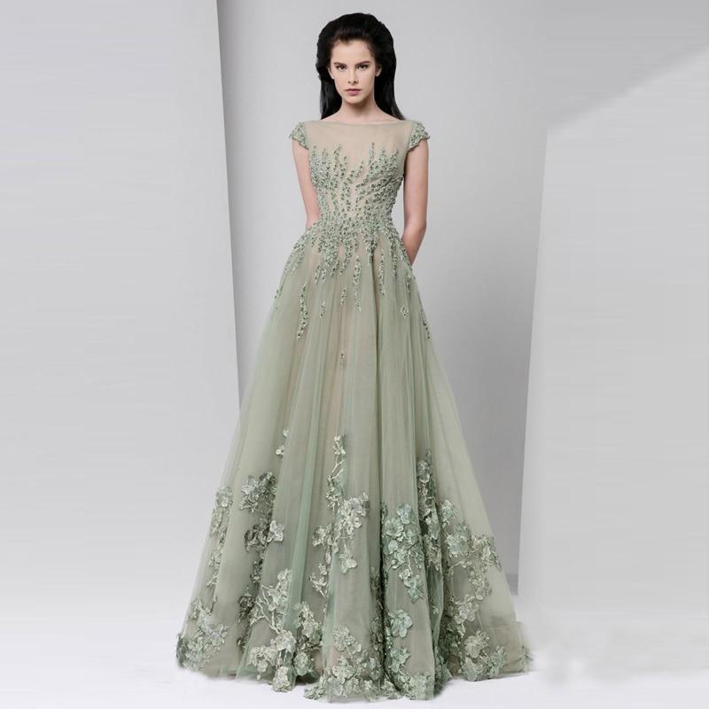 elegant prom dress 2017-#27