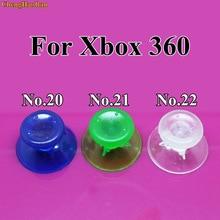ChengHaoRan 2pcs Analog Cover  Sticks Joystick Case controller Cap For Microsoft Xbox 360 Controller Game Accessories
