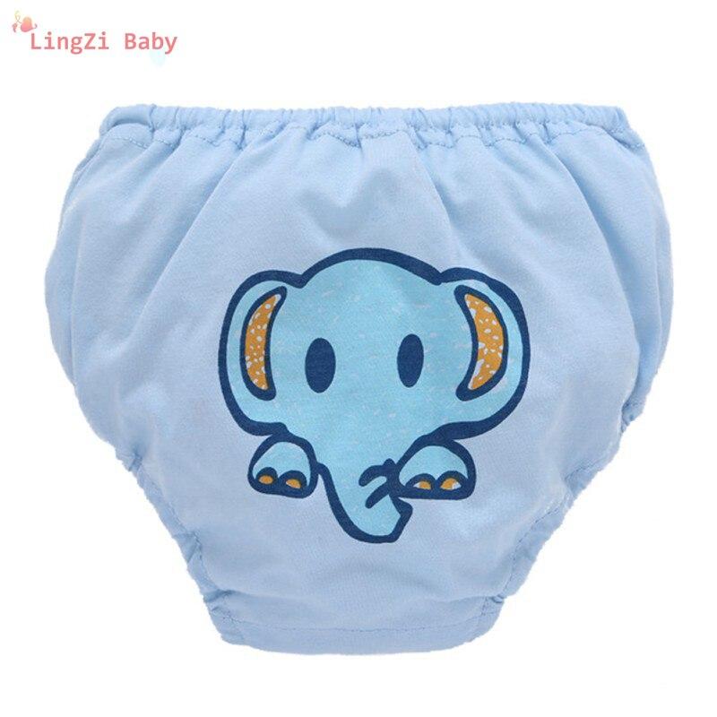 Baby Underwear Pants Baby Boys Girls Bread Pants Infant Briefs Children\'s Shorts Cartoon Cute Baby Underwear Kid Clothes