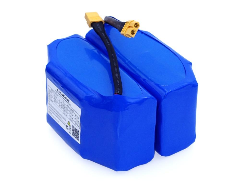 Batterie au lithium-ion Rechargeable du paquet 4400 mah 4.4AH de batterie de li-ion de 36 V pour le monocycle électrique de hoverboard de scooter d'équilibre d'individu - 5
